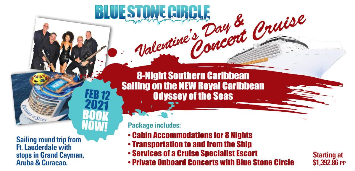 Valentine's Day Concert Cruise
